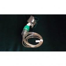 Набор: маска - регулируемый клапан Вентури Eco Silente для детей с кислородной трубкой