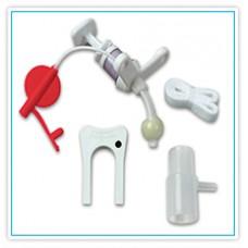 Трахеостомическая трубка педиатрическая , с пенной манжетой, 2,5 мм (под заказ)