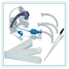 """Трахеостомическая трубка Blue Line Ultra 6,0 мм с манжетой """"Софт Сеал"""", каналом для санации,2 канюли"""