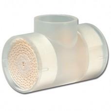 """Термовент Т, 15 мм коннектор, дыхательный для трахеостомической трубки - """"искусственный нос"""""""